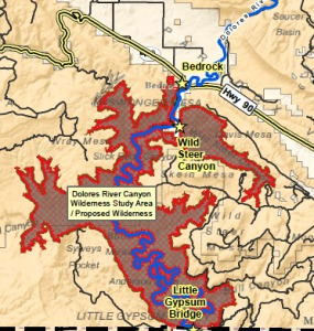 Dolores River Canyon WSA