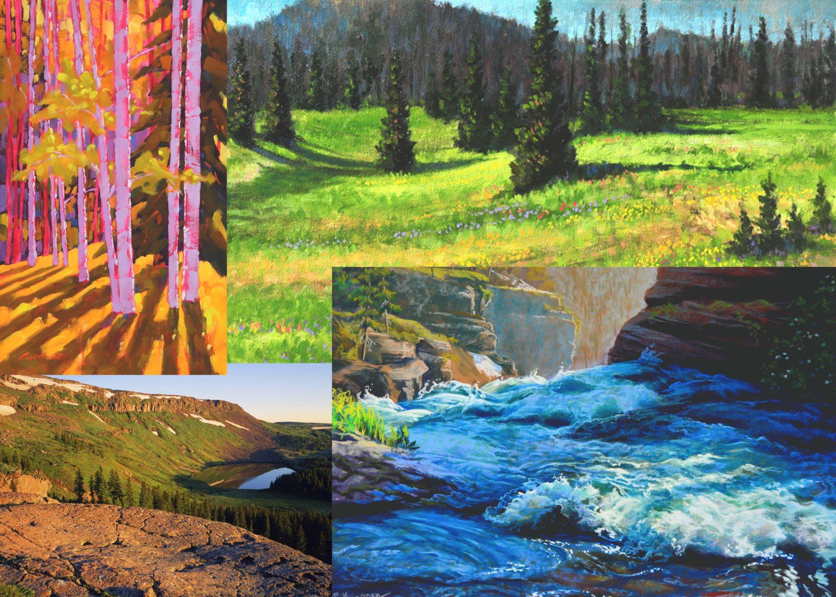 Wolf Creek Art Show