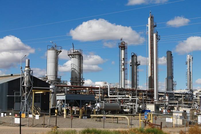 Chaco Natural Gas