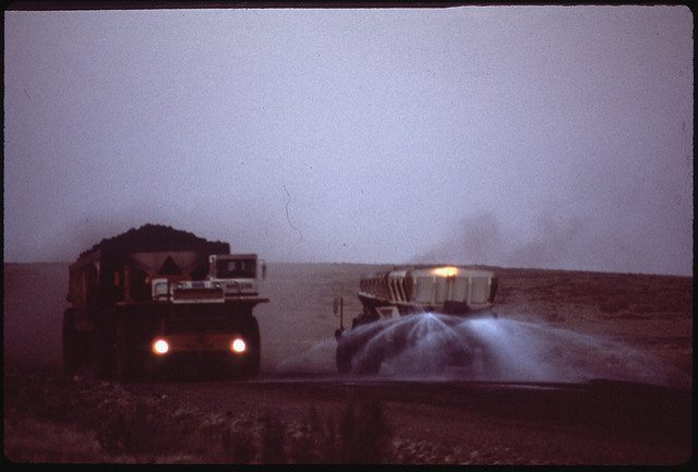 four corners power plant and navajo mine