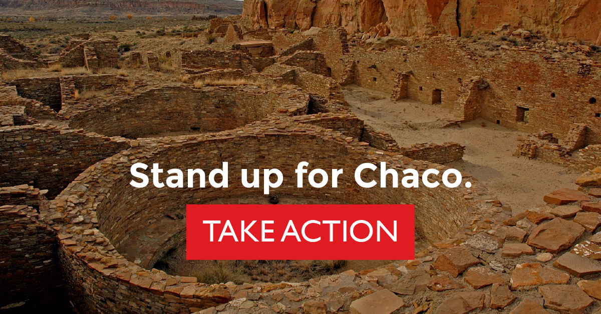 Chaco Canyon Facebook Banner