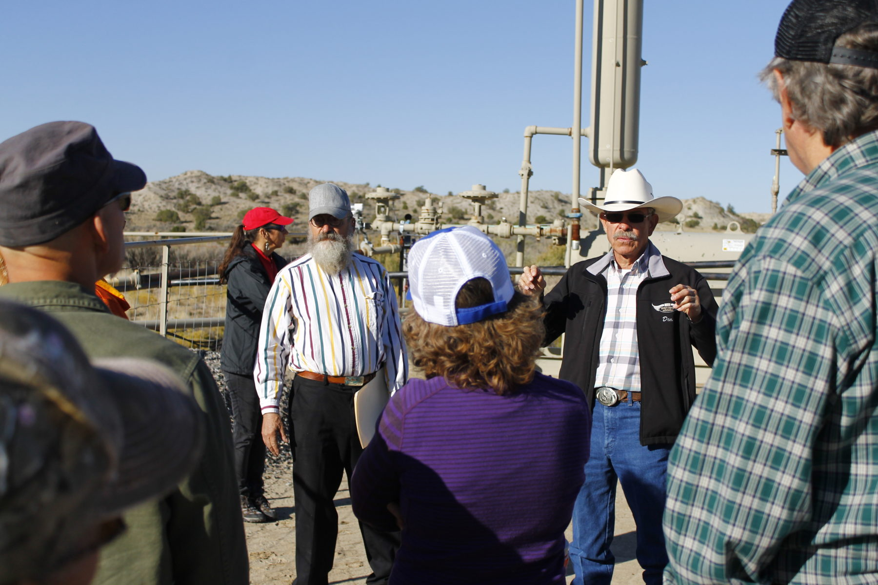 Oil and Gas Tour New Mexico