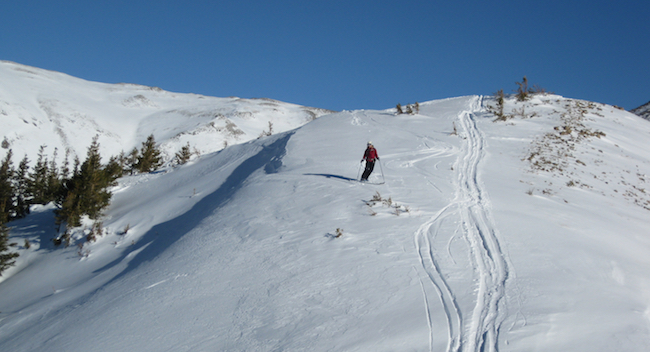 Heli Skiing Picture