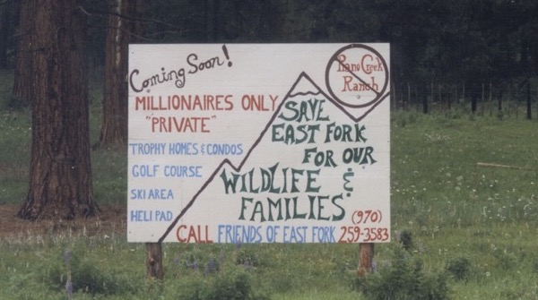 Wildlife Sign Photo