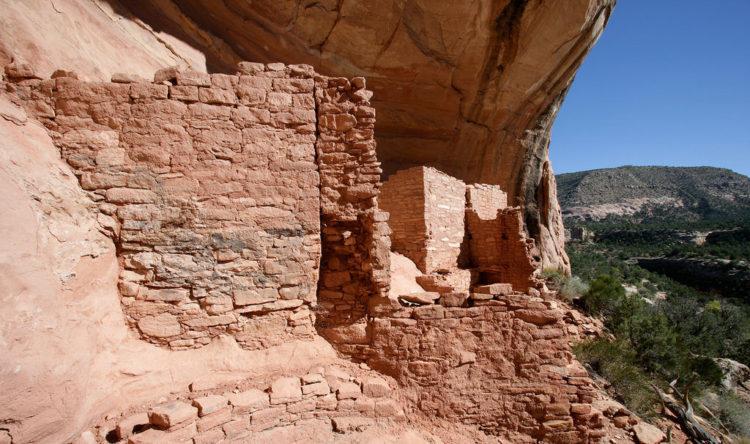 Ruins at CANM