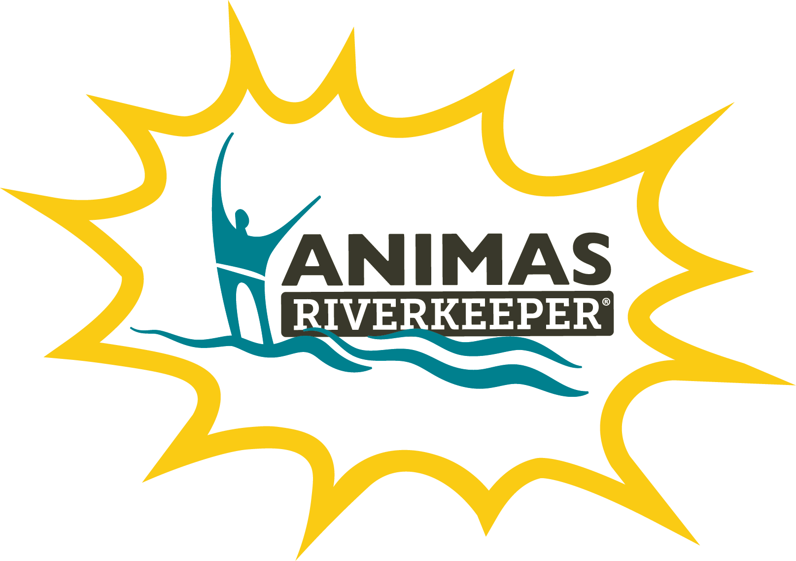 Animas Riverkeeper Blast logo