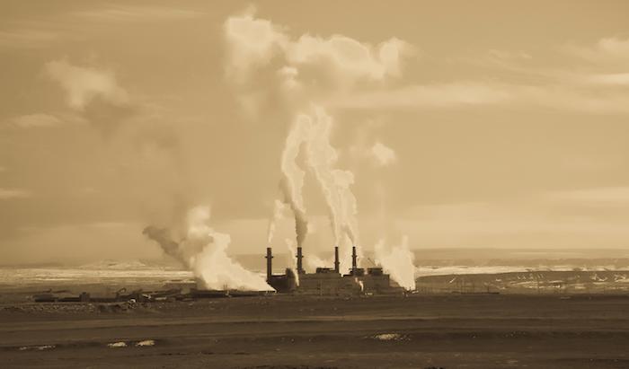 Photo of San Juan Generating Station