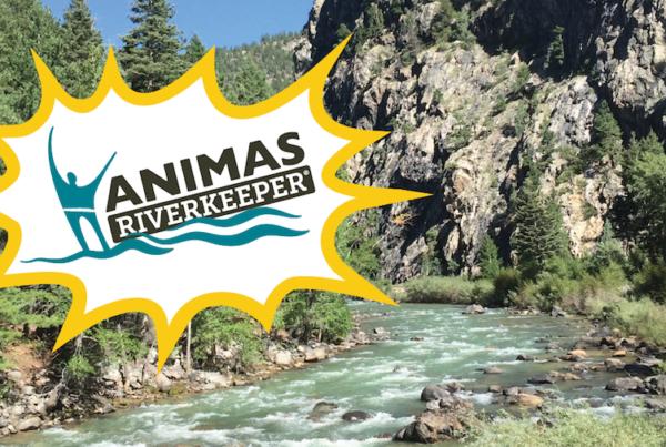 Animas Riverkeeper Launch Photo