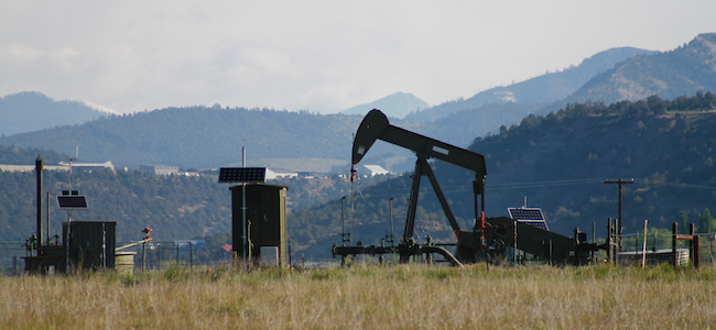 oil and gas pump