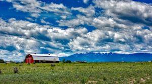 Picture of a Colorado Farm