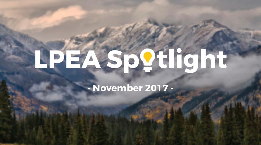 LPEA Spotlight November 2017