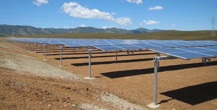 utility scale Solar development