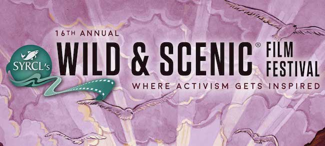 Banner for Wild and Scenic Film Festival in Durango
