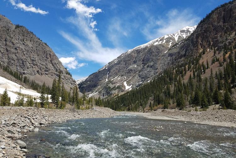 photo of Animas River at Eureka