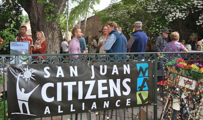 San Juan Citizens Alliance Celebration