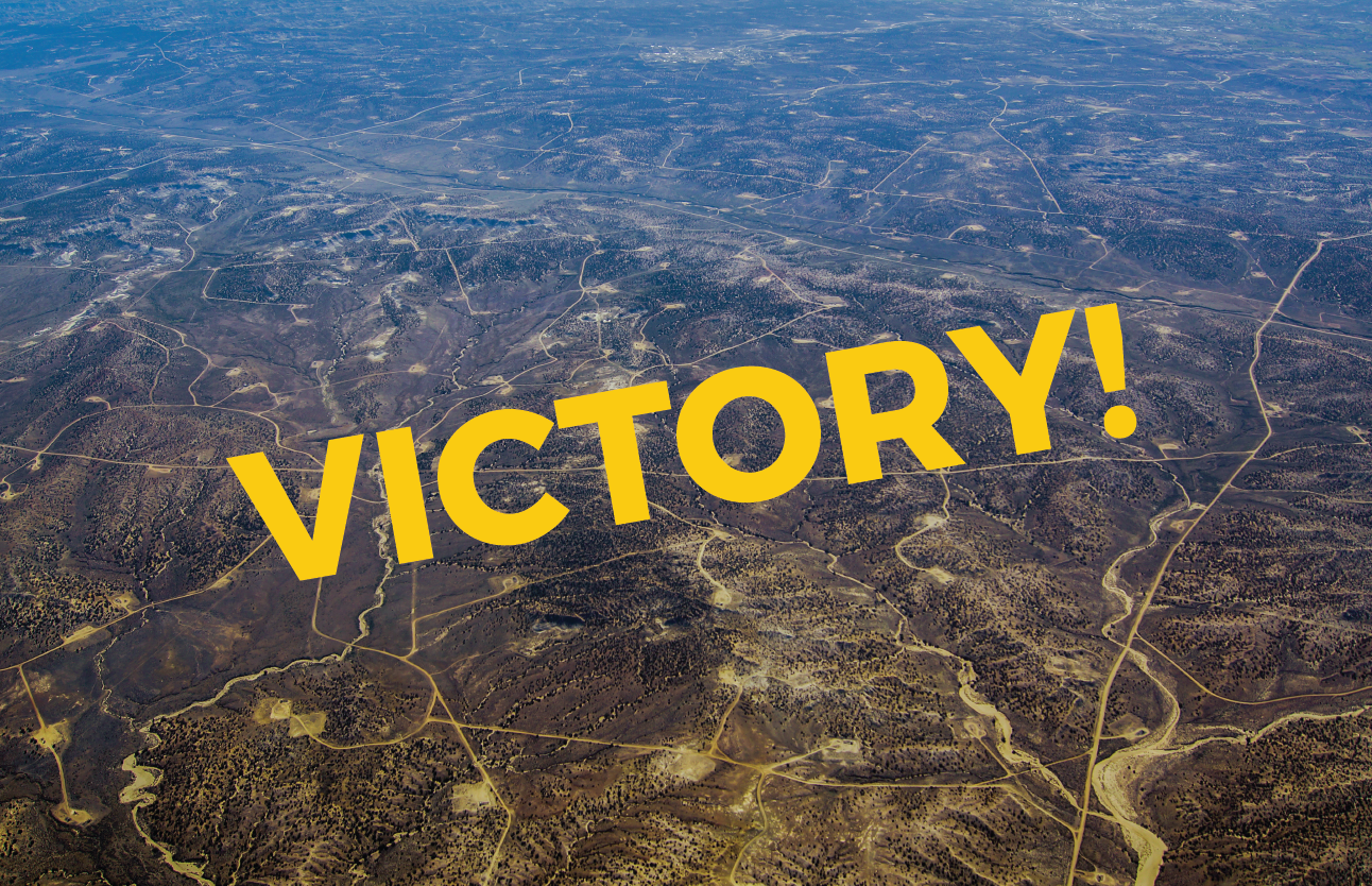 Hilcorp Oil Gas Victory