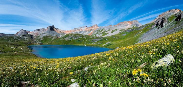 Ice Lakes Basin