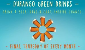 Durango Green Drinks Banner