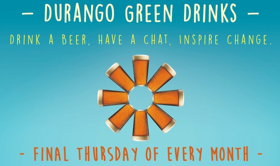 Durango Green Drinks Banner