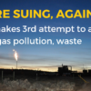 SJCA & Broad Coalition Challenges BLM Gutting the Methane Rule