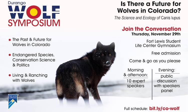 Durango Wolf Symposium Details