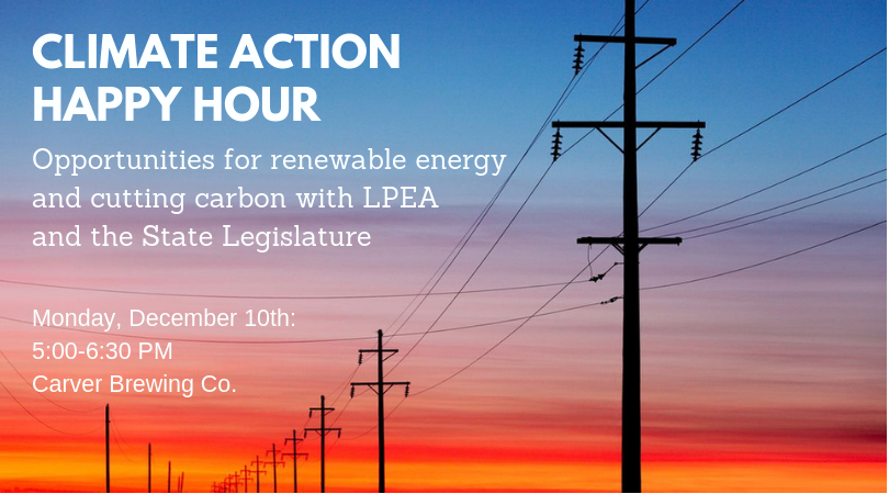 Climate Action Happy Hour Durango