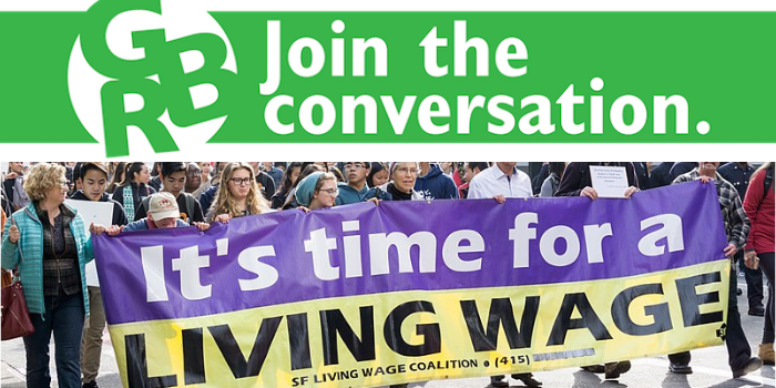 Green Business Roundtable Living Wage