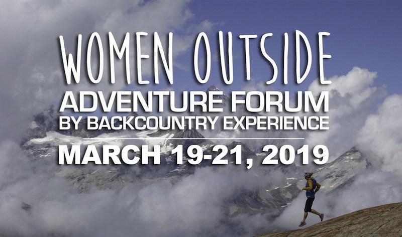 Women Outside Banner 2019