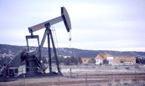 gas well in Colorado