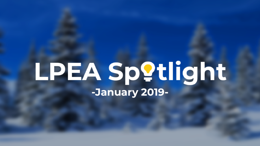 January 2019 Spotlight