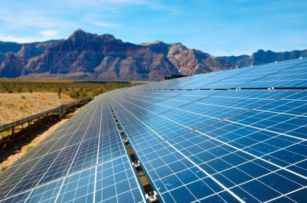 Solar Panels in New Mexico