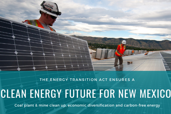 New Mexico Energy Transition Act