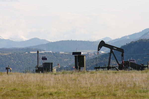 Colorado oil and gas infrastructure