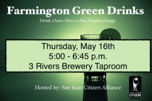Green Drinks Farmington