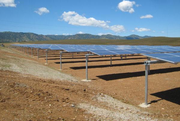Large Solar Project