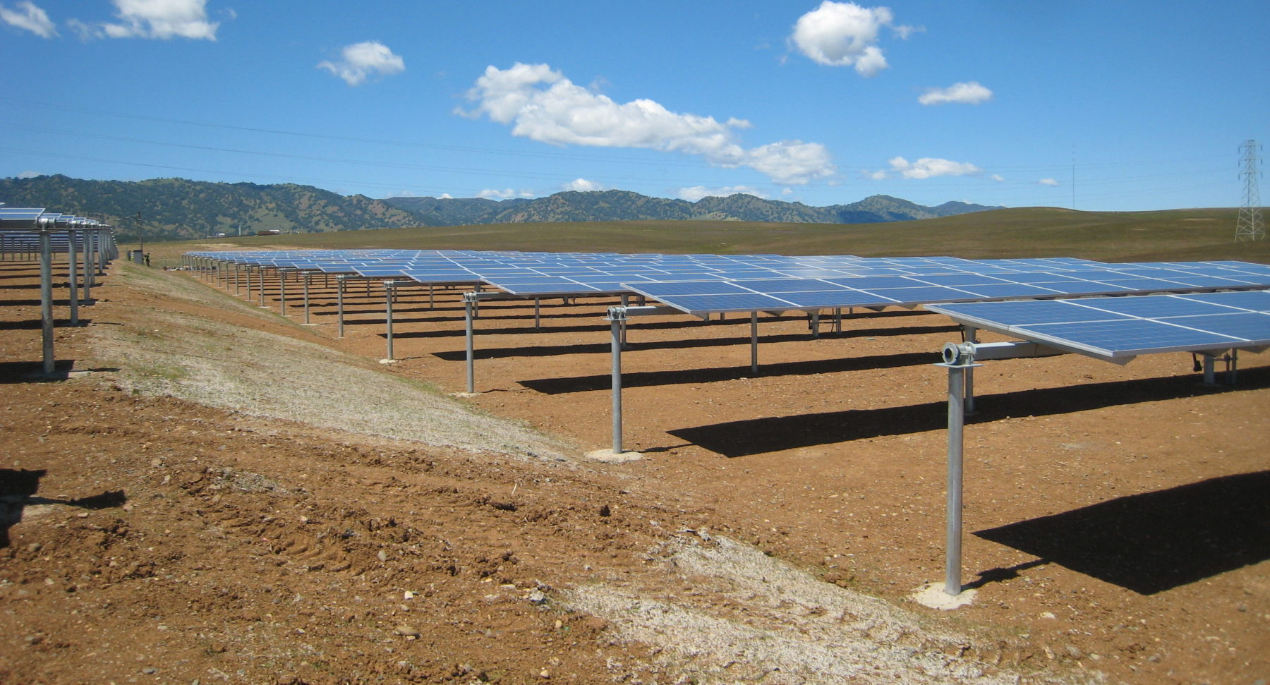 Large Solar Project