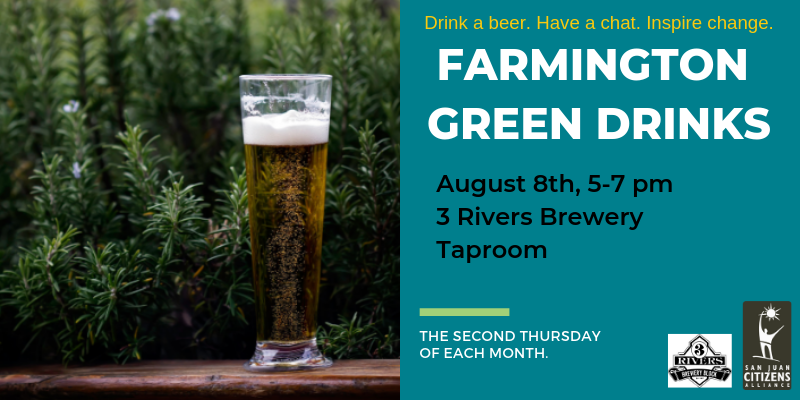 Farmington Green Drinks August 2019