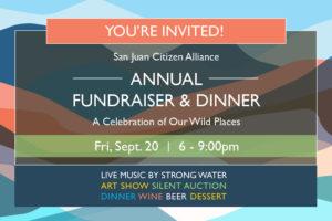 Fundraiser Dinner Invitation