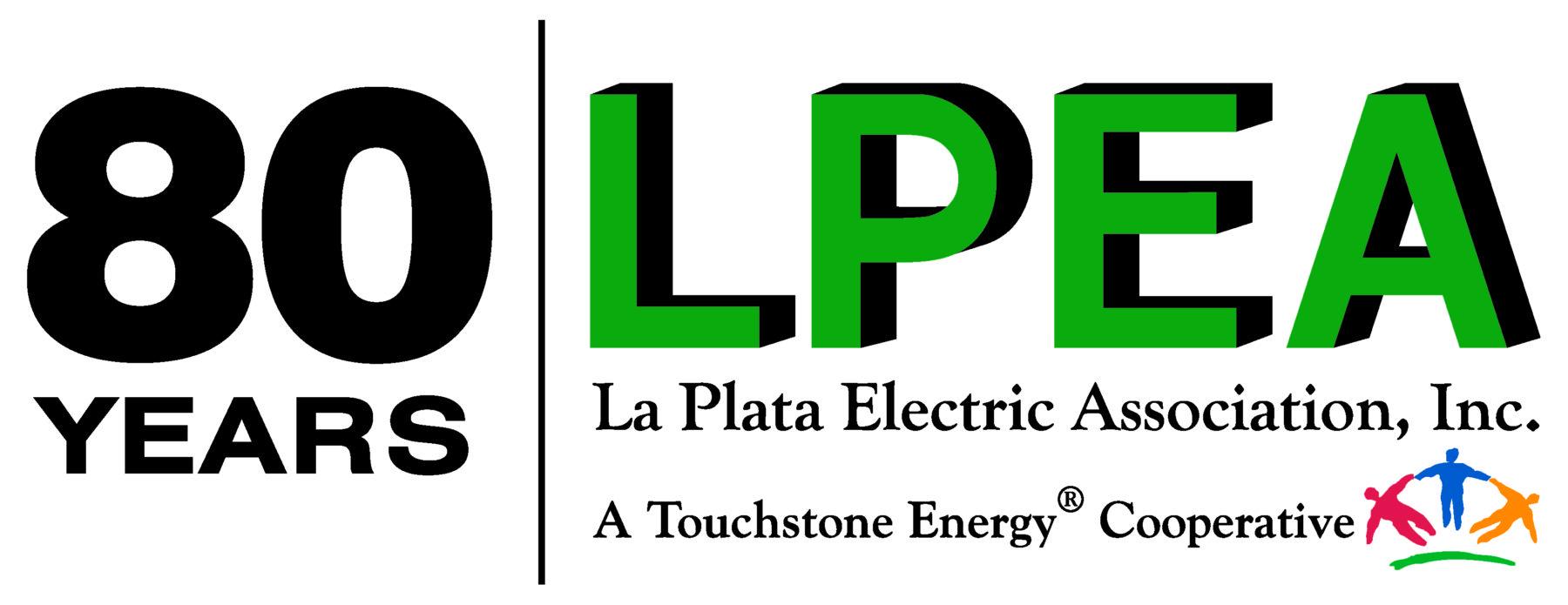 LPEA 80 years logo