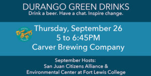 Durango Green Drinks