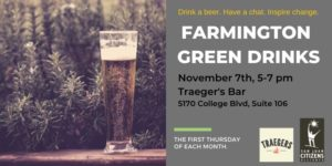 Farmington Green Drinks