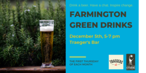 Farmington Green Drinks December 2019