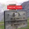 Take Action: Protect Nonmotorized Silverton Trails