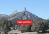 Take Action: Protect Chimney Rock & the HDs from Needless Development