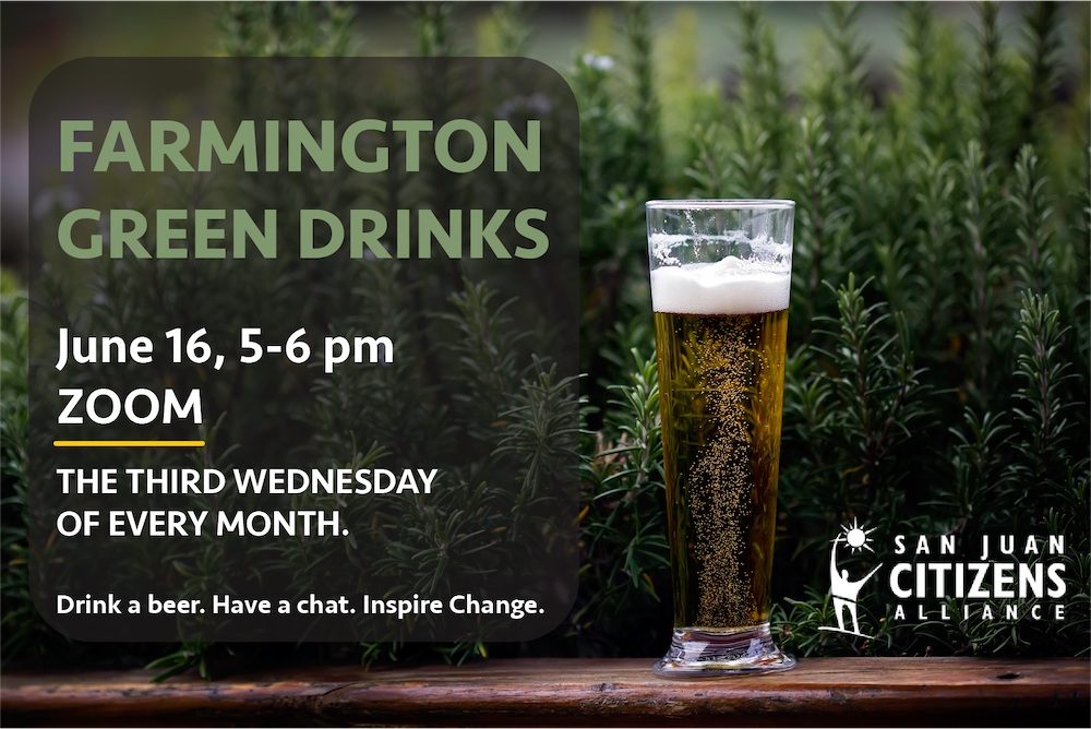 Farmington Green Drinks June